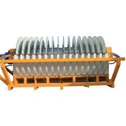 Sludge Vacuum Ceramic Filter for Mineral Slurry Dewatering