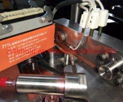 Two-Color Needle Valve Copper Sleeve Medical Helmet Hot Runner Mold