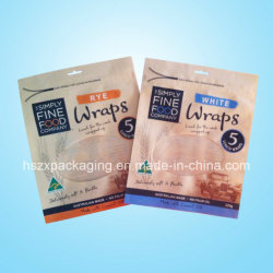Plastic De-Metallised Food Packaging, Snacks Food Bag