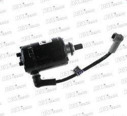 Silvery Aluminium Gas Motorcycle Brushless Universal Starting Motor (SL125-ZZ)