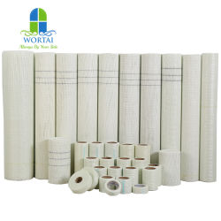 Custom Self-Adhesive Waterproof Fiberglass Mesh Joint Drywall Tape for Gypsum