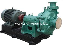 Mining Equipment Suction Horizontal Centrifugal Slurry Pump Zj