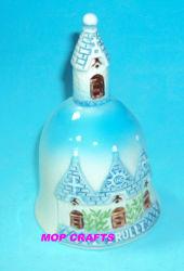 Ceramic Bell Souvenir Gifts, Ceramic Tourist Bell Crafts