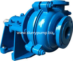 Power Industry End Suction Horizontal Centrifugal Slurry Pump