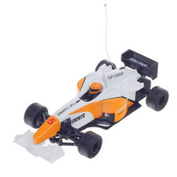RF-045217 Mini Rechargeable 2 Channel Radio Control RC F1 Racing Car
