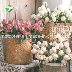 Wholesale artificial flower china wholesale artificial flower wholesale luxury rose artificial flower for decor supplies mightylinksfo