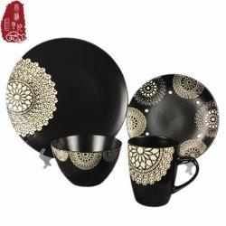 China Manufacturer Stoneware Dinnerware Porcelain Dinner Set