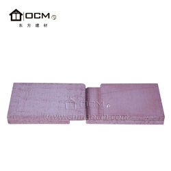 Eco-Friendly Cheap Glass Magnesium Flooring for Container