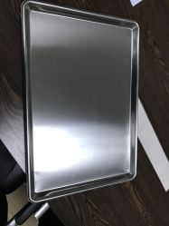 Wholesale Stainless Steel Baking/Cookie/Oven Sheet Pan