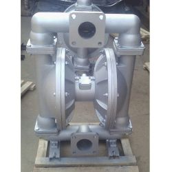 Qby Seires Air Operated Portable Diaphragm Pump for Slurry