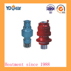Large Module Transmission Gears Used on Wind Power Industry Reducer