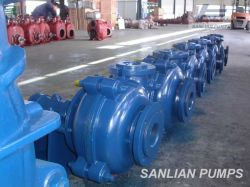 Slurry Centrifugal Water Pump (AH, HH)