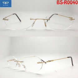 46a22cdb97 OEM Customized New Design Reading Glasses with Spring Hinge  Copper Stainless Steel Material Cheap Price
