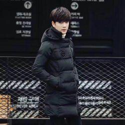 2a8420cc86788 Parka Autumn Winter Warm Outwear Slim Coats Casual Windbreak Jackets