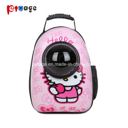 Hello Kitty Travel Bag Capsule Dog Carrier Backpack Pet Products f7ac86f71c91c