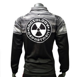 Customized Sublimation Sportswear Zipper Men Jacket Hoody Men Tracksuit