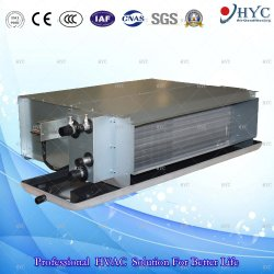 China Chilled Water Fan Coil Unit Chilled Water Fan Coil
