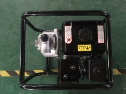 2 Inch Gasoline Water Pump for Agricultural Use with Ce, Son, ISO (WP20)
