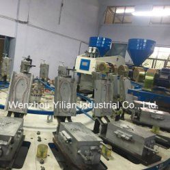 Rotary Sport Shoes Sole PVC Injection Moulding Machine