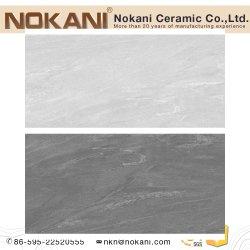 450 900mm Gray Matte Cement Porcelain Tile For Wall Floor Decorative