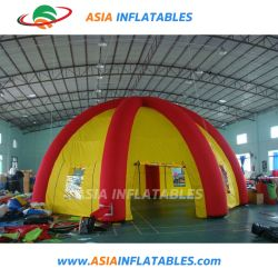 Favorable Price Inflatable Camping Tent, Inflatable 8 Legs Spider Tent