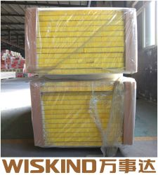 Decorative Fireproof Insulated Sandwich Panel for Steel Wall Roof
