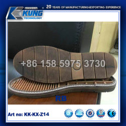 Latest Design Shoes Sole Gentel Shoe Outsole for Men Casual Shoes Making