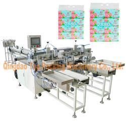 Facial Tissue Bundling Machine Soft Tissue Packing Machine
