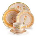 Ceramic High Quality Rainbow Kitchenware Dishware Tableware