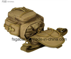Outdoor Anti-Theft Military Camouflage Tactical Sports Fishing Waist Leg Bag