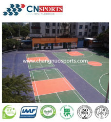 Top Grade Indoor and Outdoor Sports Gym Rubber Flooring