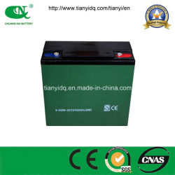 12V22ah Deep Cycle Gel Battery/Electric Tricycle Power Battery Pack
