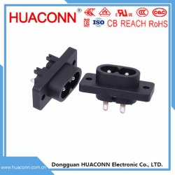 UL/VDE/CCC/Kc Socket for Power Adapter/Home Appliances/Sports Equipment
