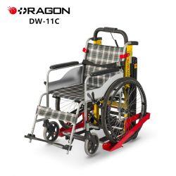 Dw-11c Folding Aluminum Alloy Climbing Stair Chair Lifts Motorized