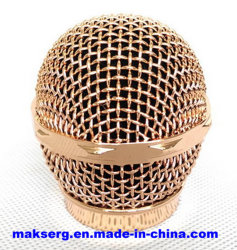 Hardware Microphone Head Mesh Cover Mic Accessory China Factory Manufacturer