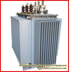 4000 kVA 12-Pulse Rectifier Transformer for traction power