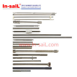 Long Ang Slotted Furniture Hardware Shelf Pin