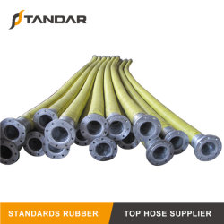 Long Life Wire Reinforced Industrial Hydraulic Rubber Slurry Hose