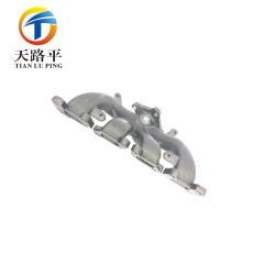 Custom Casting Motorcycle Accessories Exhaust Pipes