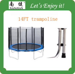 14ft Tr&oline Tent with Safety Net  sc 1 st  Made-in-China.com & Trampoline Tent 14ft Factory China Trampoline Tent 14ft Factory ...