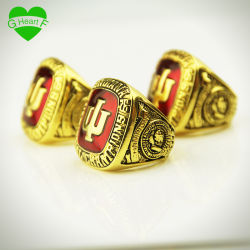 Hot Sport Indiana Hoosiers Hand Rings for Gift Drop Shipping