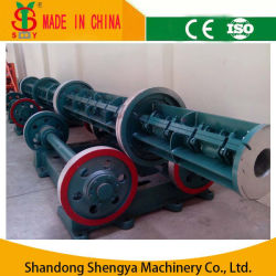 Prestressed Concrete Electric Pole Spinning Steel Mould/Concrete Pole Making Machine/Concrete Pole Maker Moulds