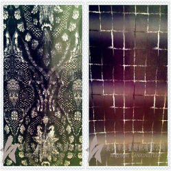 Canxing 100% Polyester Yarn Dyed Jacquard Lining Fabric for Cap Decorate