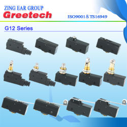 Large Basic Limit Micro Switch Used in Civilian/Industrial Machinery Field