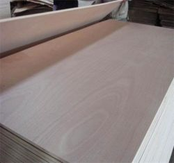 High Quality with Competitive Price of Okoume Commercial Plywood for Furniture