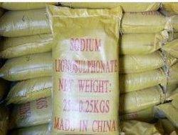 Sodium Lignosulphonate Wood Pulp Grade