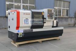 Horizontal Flat Bed Metal CNC Lathe Machine with Price (CK6140)