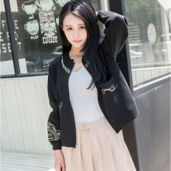 2017 New Deisgn Hot Sale Sweater Women Cardigan Coat with Best Price