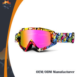 Professional Glasses Motor Cross Enduro Glass Protective Gears