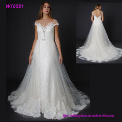 92ee24fb86a8 2017 Sexy Tall Mother of The Bride Dresses Beach Detachable Train Wedding  Dress